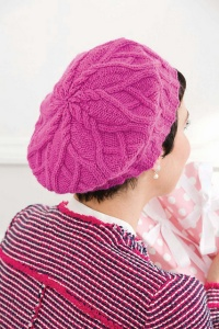 Universal Deluxe Worsted Sweet and Slouchy Hat Kit - Hats and Gloves