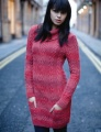 Rowan Alpaca Colour Coombe Dress