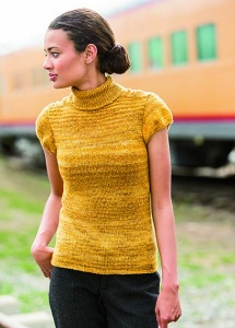 TSCArtyarns Crinoline Tee Kit - Women's Pullovers
