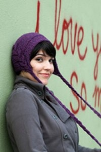 Sublime Luxurious Aran Tweed Nightshade Hat Kit - Hats and Gloves