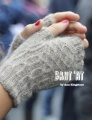 Baa Ram Ewe Titus Baht'at Fingerless Mitts