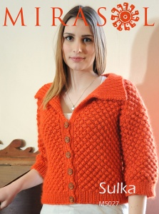 Mirasol Sulka 3/4 Sleeved Jacket Kit - Women's Cardigans