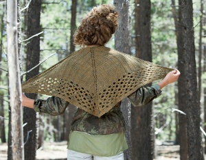 The Fibre Company Terra Gambel Shawl Kit - Scarf and Shawls