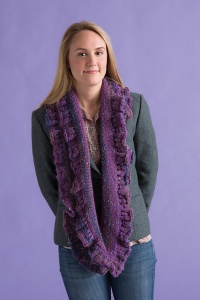 Classic Elite Horizon Alo Cowl Kit - Scarf and Shawls