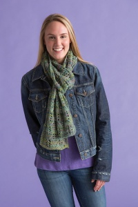Classic Elite Horizon Adoette Scarf Kit - Scarf and Shawls