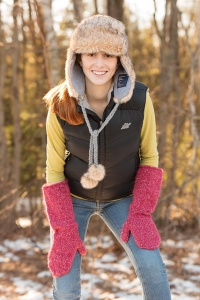 Classic Elite Majestic Tweed Esquire Mittens Kit - Hats and Gloves