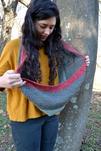 The Fibre Company Terra Lottie Crocheted Cowl Kit - Crochet for Adults