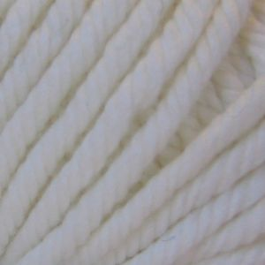 Debbie Bliss Cashmerino Chunky Yarn - 02 - Off-White