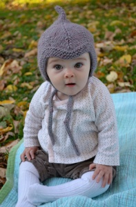The Fibre Company Terra Alfalfa Baby Hat Kit - Baby and Kids Accessories