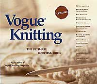 Vogue Knitting Book - The Ultimate Knitting Book