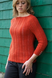 Juniper Moon Farm Baltoro Pullover Kit - Women's Pullovers