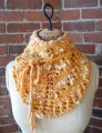 Knit Collage Daisy Chain Bandana Cowl Kit