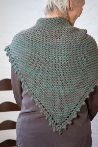 The Fibre Company Tundra Permafrost Shawl Kit - Scarf and Shawls