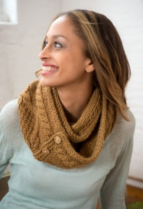 The Fibre Company Tallin Scarf Cowl Kit - Scarf and Shawls