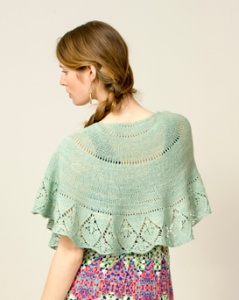 The Fibre Company Meadow Lillydale Shawl Kit - Scarf and Shawls