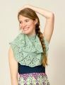 The Fibre Company Meadow Lillydale Shawl