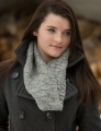 Swans Island Worsted Ava Cowl Kit