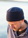Cascade 220 Superwash Sport Seaworthy Gansey Cap Kit