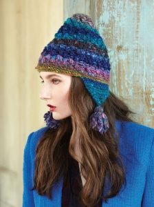 Noro Cyochin Earflap Hat Kit - Hats and Gloves