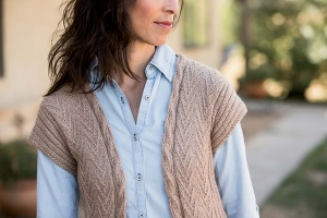 Blue Sky Fibers Metalico Cerrito Cardigan Kit - Women's Cardigans