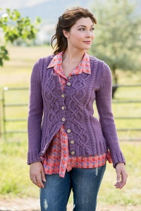 Imperial Yarn Erin State Fair Cardigan Kit - Women's Cardigans