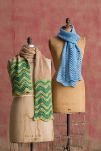 Classic Elite Chalet Dora Maar Scarf Kit - Scarf and Shawls