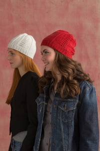 Classic Elite Ave Lace Silhouette Hat Kit - Hats and Gloves