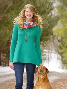Spud and Chloe Sweater Woodland Pullover Kit - Women's Pullovers