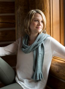 Rowan Lima Ruffle Scarf Kit - Scarf and Shawls