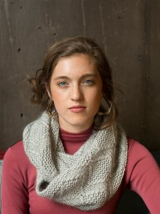 Rowan Cocoon & Kidsilk Haze Diamond Cowl Kit - Scarf and Shawls