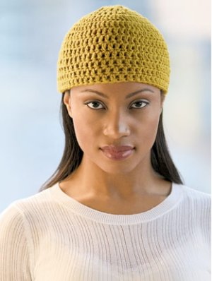 Blue Sky Alpacas Adult Clothing Patterns - Crochet Beanie Pattern