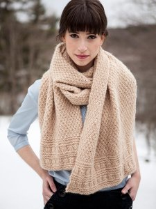 Berroco Kodiak Navarra Wrap Kit - Scarf and Shawls