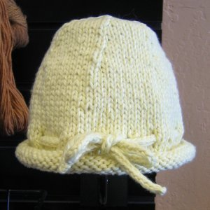 Blue Sky Alpacas Worsted Cotton Baby Hat Kit - Baby and Kids Accessories