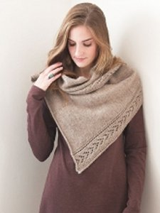 Berroco Ultra Alpaca Schoonheid Shawl Kit - Scarf and Shawls