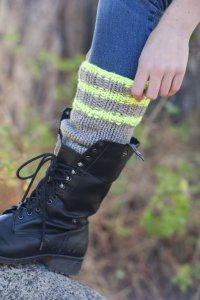 Schachenmayr original Boston Mountaineer Boot Cuffs Kit - Women's Accessories