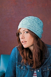 Madelinetosh Tosh Merino Light Stormy Lake Hat Kit - Hats and Gloves