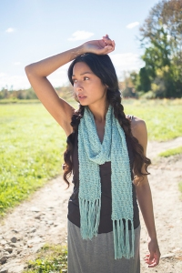 Berroco Linus Tillo Scarf Kit - Scarf and Shawls