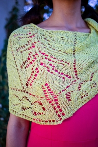 Berroco Linus Parrotfish Shawl Kit - Scarf and Shawls