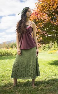 Berroco Fuji Napuka Skirt Kit - Dresses and Skirts