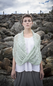 Berroco Folio Enso Shawl Kit - Scarf and Shawls