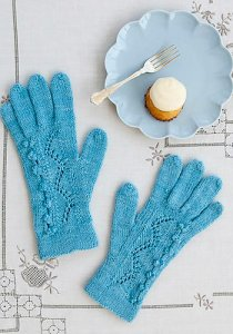 Koigu KPM July Gloves Kit - Hats and Gloves