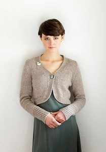 Cascade 220 Heathers Everyday Cardigan Kit - Women's Cardigans