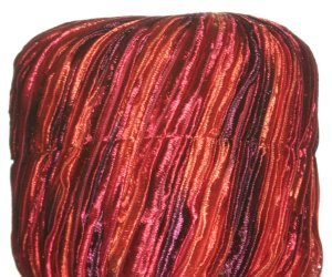 Crystal Palace Party Yarn - 0433 - Orange Cherry (Discontinued)