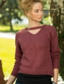 Rowan Creative Linen Field Bazaar Sweater
