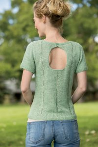 Classic Elite Firefly Belgravia Tee Sweater Kit - Women's Pullovers