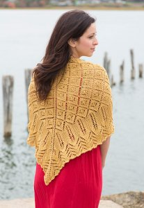 Classic Elite Cerro Kalinda Shawl Kit - Scarf and Shawls