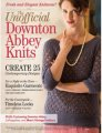 Interweave Press PieceWork Magazine - The Unofficial Downton Abbey Knits 2014