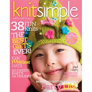 Knit Simple - 2014 Holiday