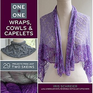 One + One Books - One + One Wraps, Cowls & Capelets