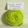 Malabrigo Worsted Merino Samples Yarn - 011 Apple Green